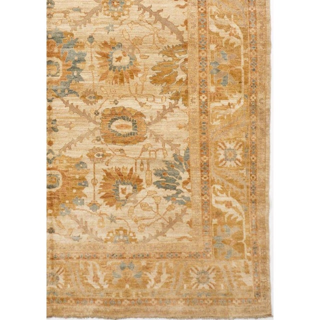 """Hand-Knotted Pakistan Rug - 10'8"""" X 15'"""