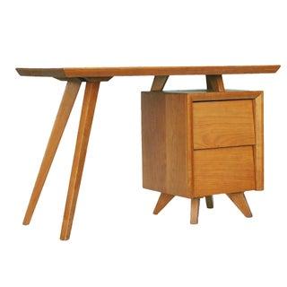 Paul McCobb Styled Birch Desk