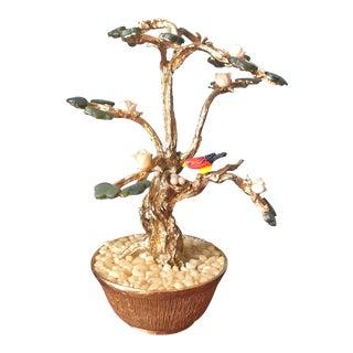 Jade Asian Chinoiserie Tree