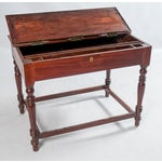 Image of Vintage South Indian Writing Desk