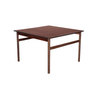 Danish Rosewood Square Table