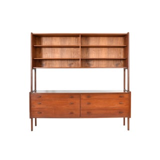 Hans Wegner for Ry Møbler Teak Wall Unit