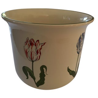 Tiffany & Co. Tulips Cachepot