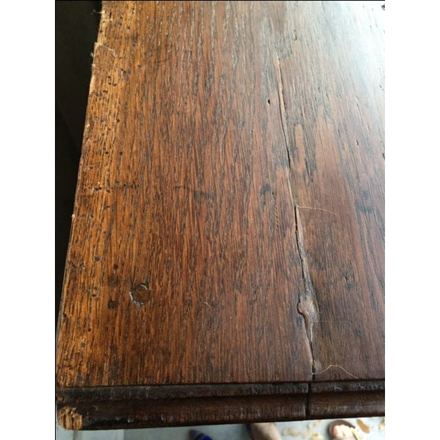 Image of 1800's Antique Secretary Desk