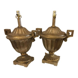 Neo-Classical Lamps - a Pair