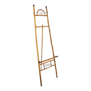 Antique Bamboo Easel
