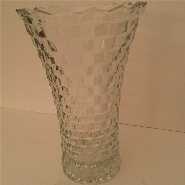 Image of Traditional Glass Vase