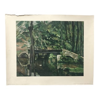 Impressionist Cezanne Print