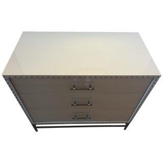 West Elm Nailhead 3 Drawer Dresser