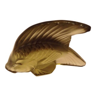 Lalique Angel Fish Moss