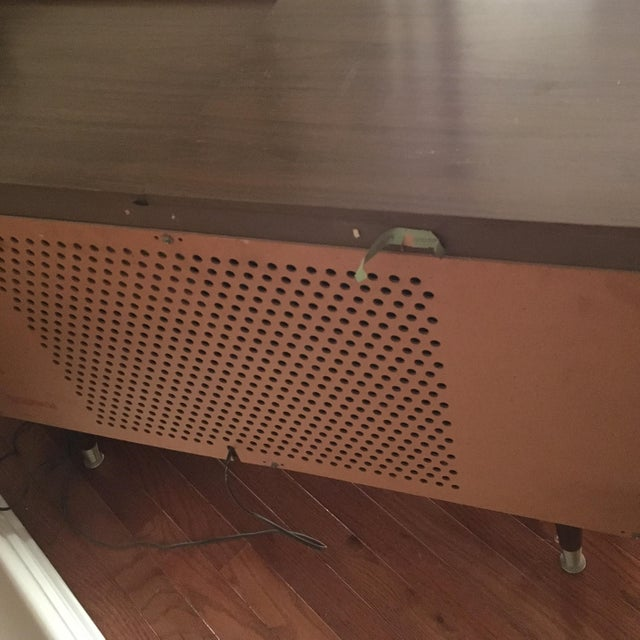 Vintage RCA Record Player Console - Image 9 of 10