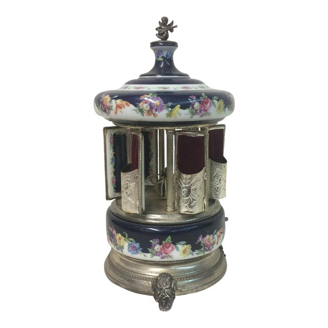 Music Box With Swiss Works - Image 1 of 5