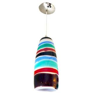 Colorful Vignelli for Venini Pendant