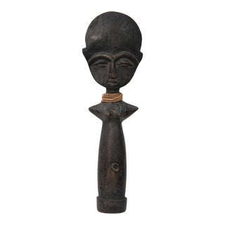 African Sculpture Vintage Akua-Ba Doll