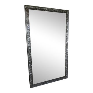 Antique Mother of Pearl Framed Mirror