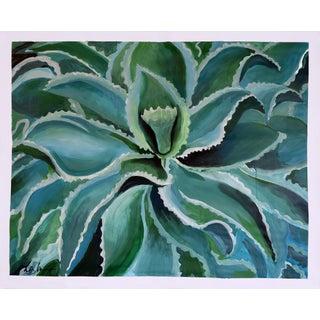 'Gypsophila' Acrylic Painting