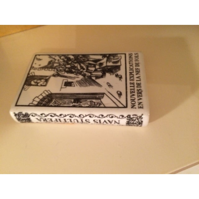 Image of Rare Fornasetti Paperweight