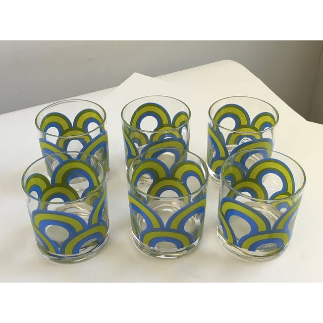 Vintage Colony Juice Glasses - Set of 6 - Image 5 of 5