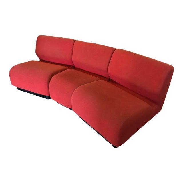 Orange Herman Miller Chadwick Modular Seating - Image 1 of 11