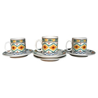 Studio Nova Wigwam Espresso Set - Set of 3
