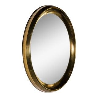 Mastercraft Brass Framed Porthole Mirror