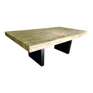 Organic Modern Dining Table