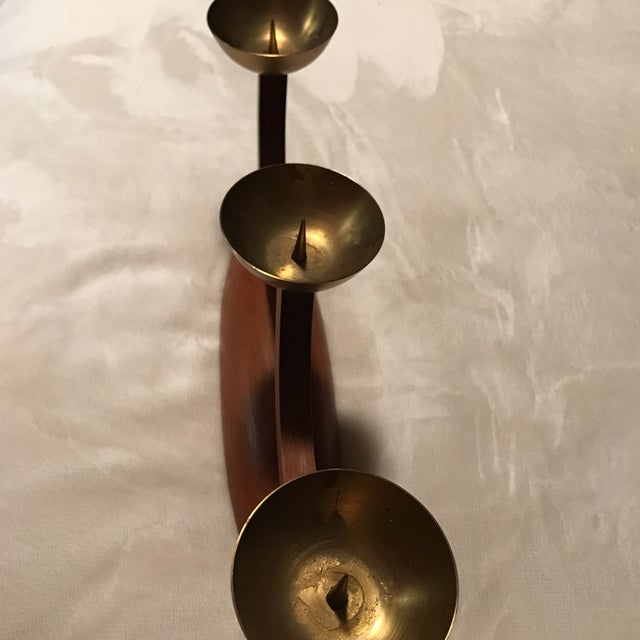 Image of Mid-Century Modern Candle Holder