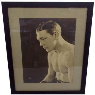 "Harry Greb ""Pittsburgh Windmill"" Photography"