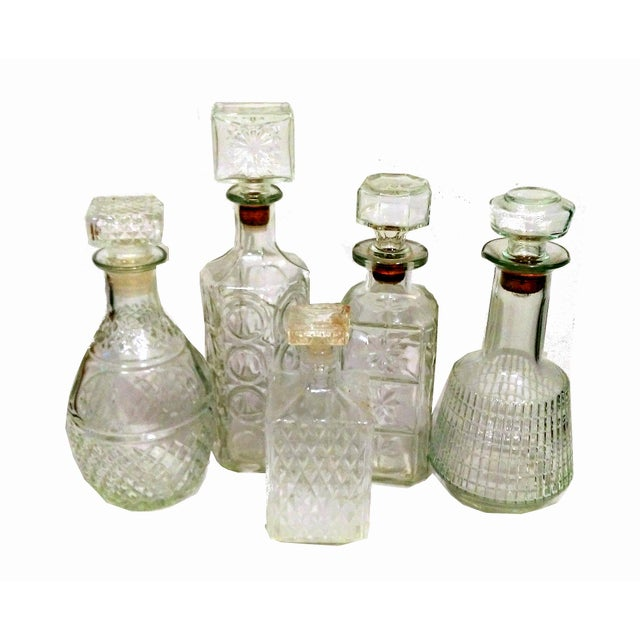 Italian Crystal & Glass Beverage Set - 14 Piece - Image 4 of 7