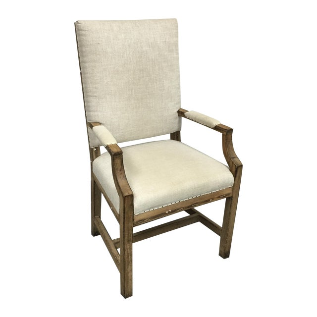 Restoration Hardware Deconstructed Chair - Image 1 of 8