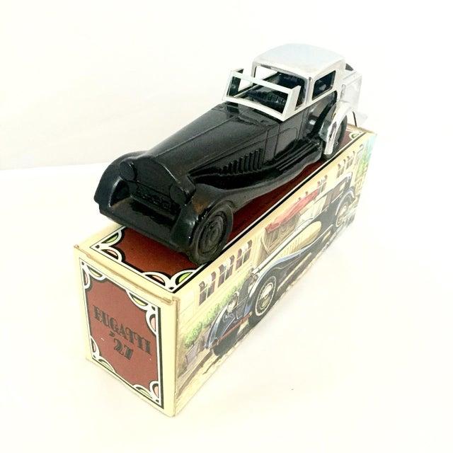 Image of Vintage Bugatti Cologne Bottle