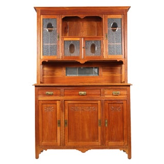 1920s Arts and Crafts-Style Cabinet