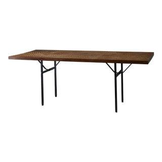 Atelier Marolles Table by Jean Touret, France, 1950s