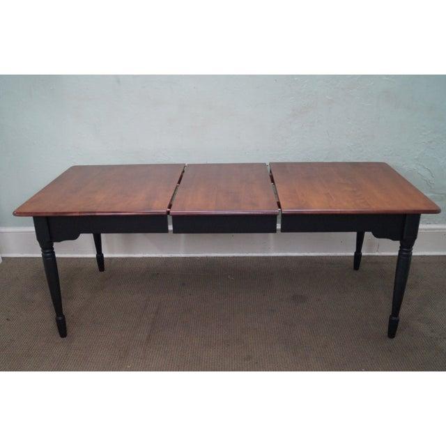 Nichols Stone Solid Maple Dining Table Chairish