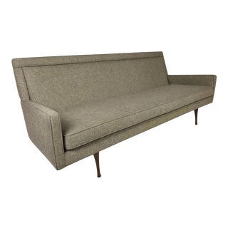Paul McCobb Symmetric Group Tweed Sofa
