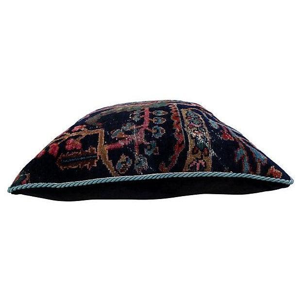 Antique Persian Rug Floor Pillow Chairish
