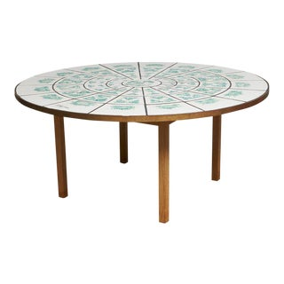 Bjorn Wiinblad Tile Table