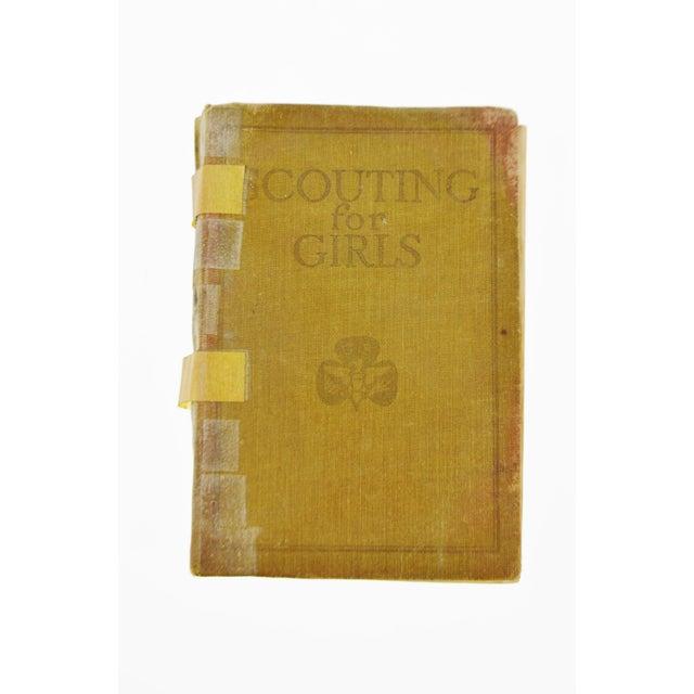 1920 Scouting for Girls Handbook - Image 2 of 11