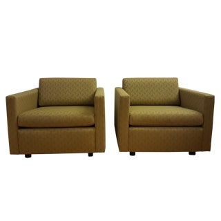 Jack Cartwright 5101 Lounge Chairs - A Pair