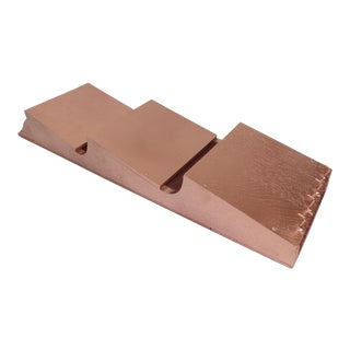 Rose Gold Wall Mail Sorter