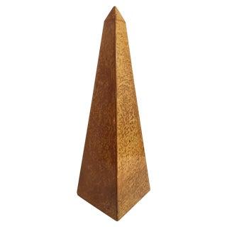 Large Goatskin Porphyry Obelisk