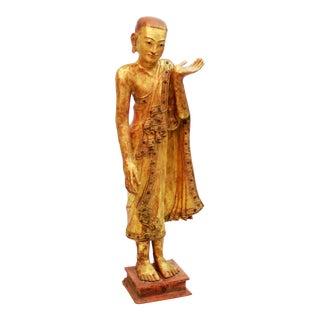 Burmese Wooden Apostle