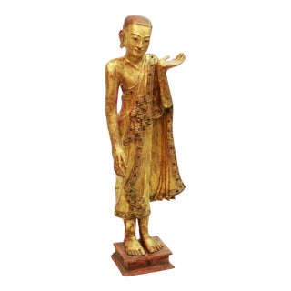 Burmese Wooden Apostle