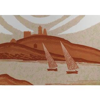 Nubble Lighthouse Maine Serigraph