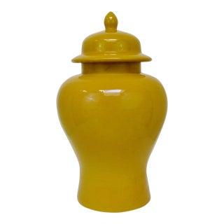 Large Ceramic Temple Jar