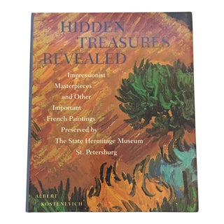 """Hidden Treasures Revealed"" Art Book"