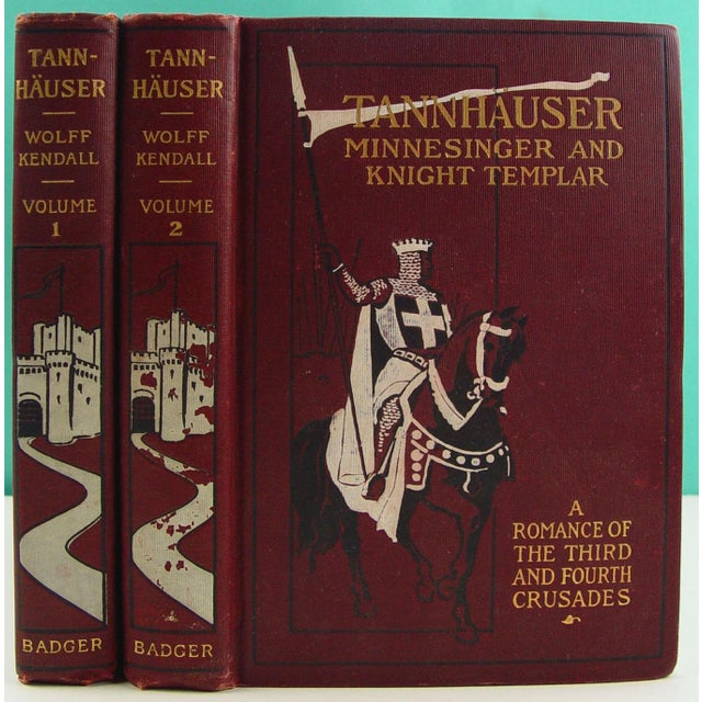 Image of Tannhauser, Vols 1 and 2