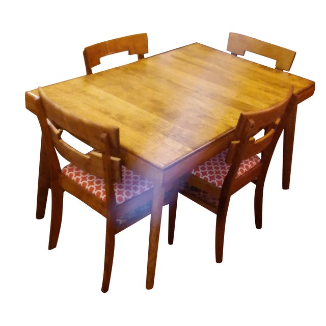 Temple Stewart Dining Set - Image 1 of 11