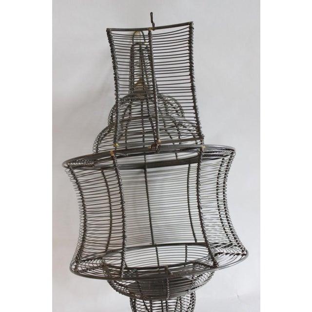 West Elm Pendant Candle Lantern