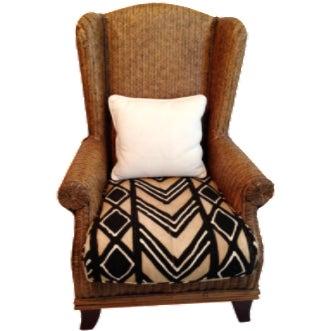 Oversize Padma Plantation Chair - Image 1 of 7